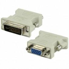 VGA - DVI-I 24+1 (M) адаптер перехідник