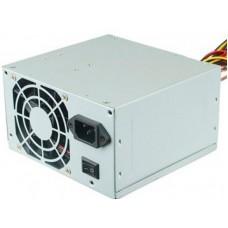 БЖ для ПК LogicPower ATX-400W-8 2SATA, no powercord400W, 8см, без кабеля питания, 2 SATA, OEM