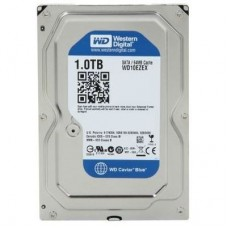HDD для настільних ПК та серверів Western Digital WD10EZEX Blue 1 ТБ / 64 МБ / 7200 rpm / 3.5\