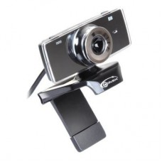 WEB камера Gemix F9 Black1.3 Мп/ 1280 х 1024/ Фокус.: Ручне/
