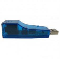 Мережевий адаптер USB-NIC-1427-100Адаптер Dynamode USB - RJ45 Lan Ethernet, чипсет Realtek RTL8150B