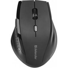 Мишка Defender Accura MM-365 Black (52365)Тип подключения Беспроводной  Интерфейс подключения USB