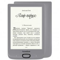Електронні книги PocketBook 616 Basic Lux 2 Silver (PB616-S-CIS)