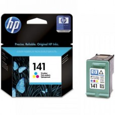 HP DJ No.141 PSC J5783, PS C4283/C5283/D5363, color, 3.5мл (CB337HE)