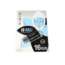 Портативні носії інформації 16GB Hi-Rali Corsair Black (HI-16GBCORBK)16 ГБ / USB 2.0 /