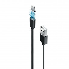 Кабель Grand-X USB-Lightning MG-01L магнитный  MG-01L, упаковка премиум гифтбокс