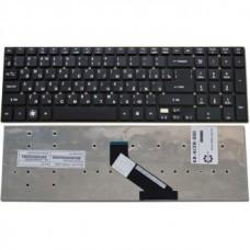 Клавіатура для ноутбука ACER (AS: 5755, 5830, E1-522, E1-532, E1-731, V3-551, V3-731) rus, black, бе